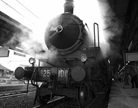 Steam Train – Photography