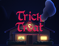 Trick or Treat - and you think you know a guy
