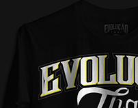 Camisetas - Evolução Thai MMA