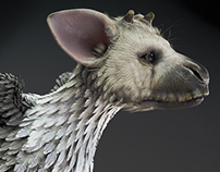 The Last Guardian 3D Exploration