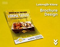 Lokmajör Kıbrıs | Brochure Design - 2019
