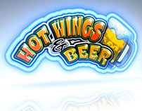 Hot Wings and Beer promo Teaser