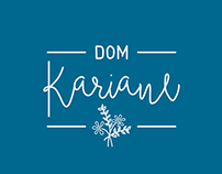 identidade visual - dom kariane