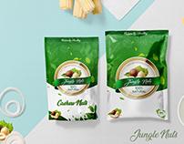 Jungle Nuts Promo