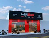 Ilustração Arquitetônica John Black Beer [Ampliação]