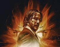John Wick 3 Parabellum Official poster for VOX CINEMAS