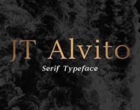 JT Alvito Serif Typeface