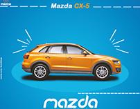 Mazda social media design unofficial