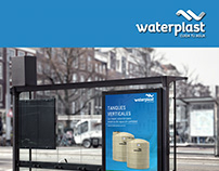 WaterPlast │ Publicidad de vía pública -