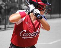 Softball Canada script