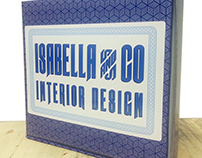 Logo and Package Design-Isabella & Co