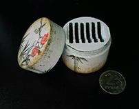 Шкатулка для хранения флешек