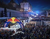 Red Bull Crashed Ice | 3D Track Overview
