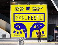 Manifesto Festival // 2018