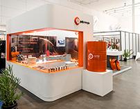 Galp Energia - Modular Stand