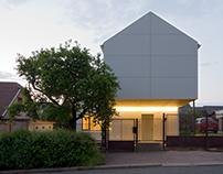 Rodinný dům Kolovraty — BY architects