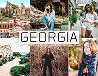 Free Georgia Mobile & Desktop Lightroom Presets