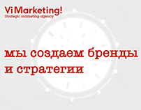 Video Presentation for strategic marketing agency