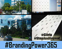 #Citrix Step & Repeat (#BrandingPower365) South Florida