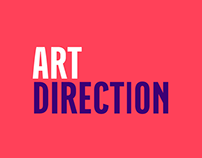 Art Direction for Type specimen