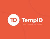 TempID logo