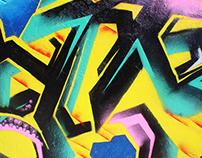 Graffiti Apyes