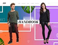 Handbook Landing Page
