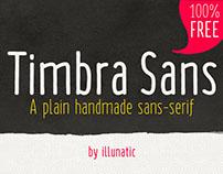 Timbra Sans Freefont
