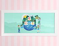 Illustration Design for ECO Maxims