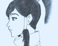 Legend of Korra Sketches