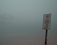 When the Fog Rolls in.