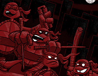 Teenage Mutant Ninja Turtles: Old School