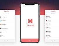 Crazy Call Chrome Extension & Mobile
