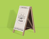 TU PANG OUTDOOR IN TAICHUNG / branding design