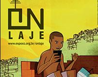 ON Laje é um convite à convivência (Turmas 2014/15)