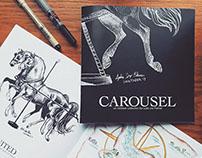 Carousel - Inktober 2017
