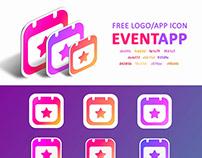 Free Event App Icon