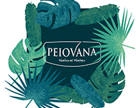 Peiovana Water Packaging Design