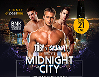 Midngiht city party