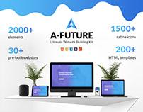 A Future – Creative Multi-Purpose HTML Template