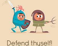 Defend Thyself