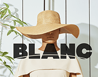 Blanc | In your own world. Just for you .