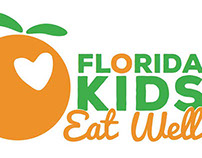 Logo Design | Florida Kids Eat Well