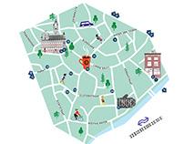 Maps Spoor magazine