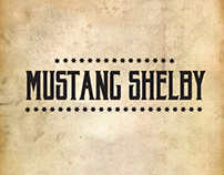 Shelby Vintage Ad.