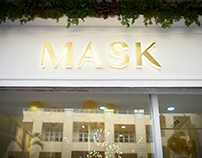 MASK- FASHION SHOP
