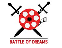 EVENT LOGO DESIGN_BATTLE OF DREAMS