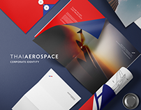 ThaiAerospace - Corporate Identity