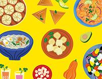 Le grand livre de la cuisine végétarienne