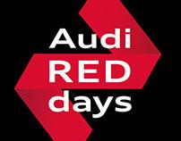 AUDI RED DAYS